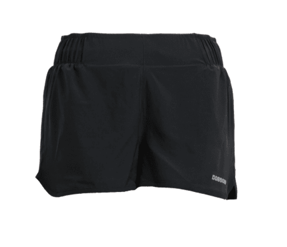 Basic Shorts wmn, naisten juoksushortsit