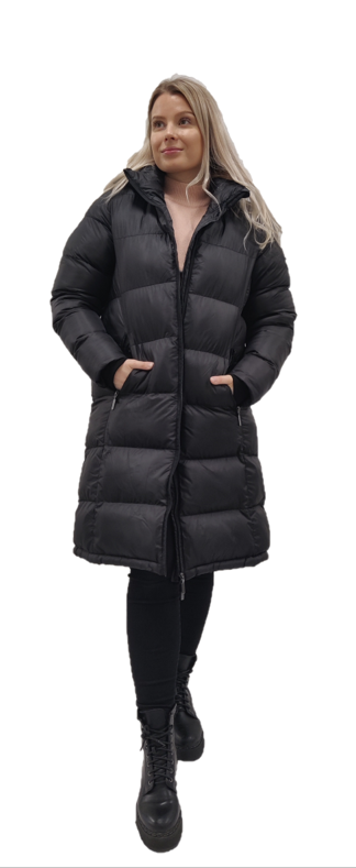 Dobsom Florida Coat Black