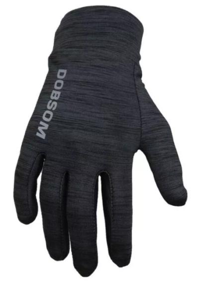 Dobsom Gloves Black, tekniset urheilukäsineet