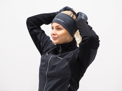 Dobsom Headband one size graphite