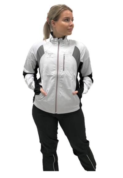Dobsom R90 Winter jacket women White, naisten talviurheilutakki