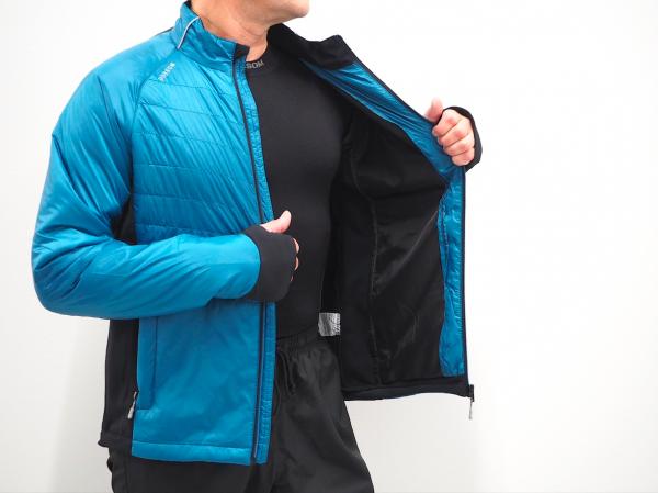 Dobsom R90 Wis II jacket Dark Petrol