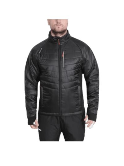Dobsom R90 Wis II jacket men Black, miesten urheilutakki