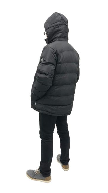 Dobsom Nansta jacket Black miesten talvitakki