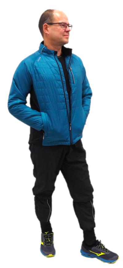 Dobsom R90 Wis II jacket, miesten talviurheilutakki