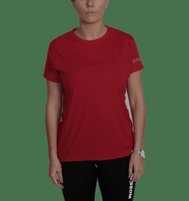 Dobsom Skill naisten punainen urheilupaita